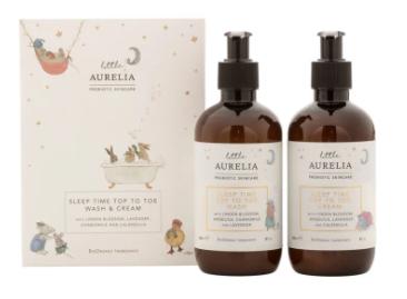 Little Aurelia Sleep Time, the Lifestyle Guide