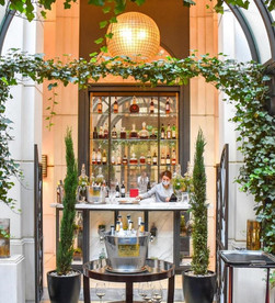 A culinary journey to a Mediterranean Terrace in the heart of London!