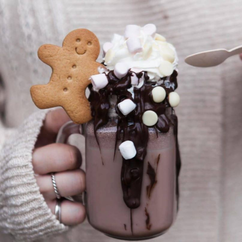 Honeywells Biscuit Company, Hot Chocolate, The Lifestyle Guide