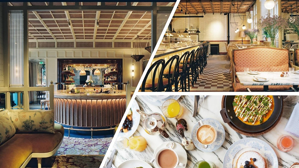The Lifestyle Guide, Chiltern Firehouse