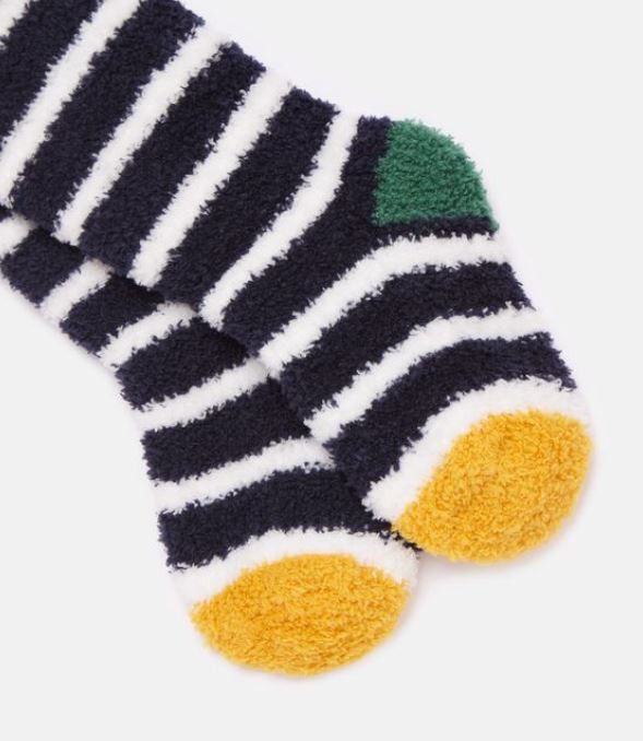 Joules, The Lifestyle Guide, Fluffy Socks