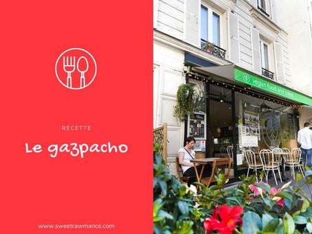 La recette du gaspacho en 5 étapes