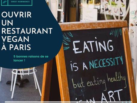 Ouvrir un restaurant vegan | 5 bonnes raisons