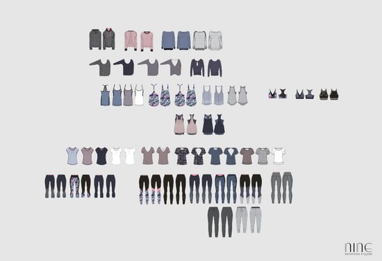 Activewear Designs