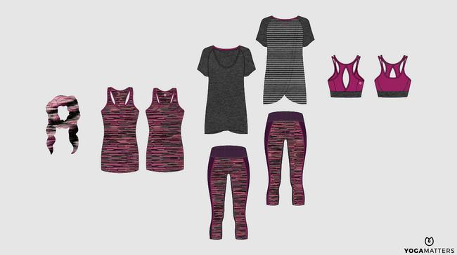 Sportswear Designs