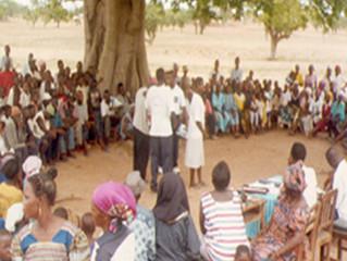 Modellprogram för samhällsutveckling och utbildning med fokus på barn och deras familjer