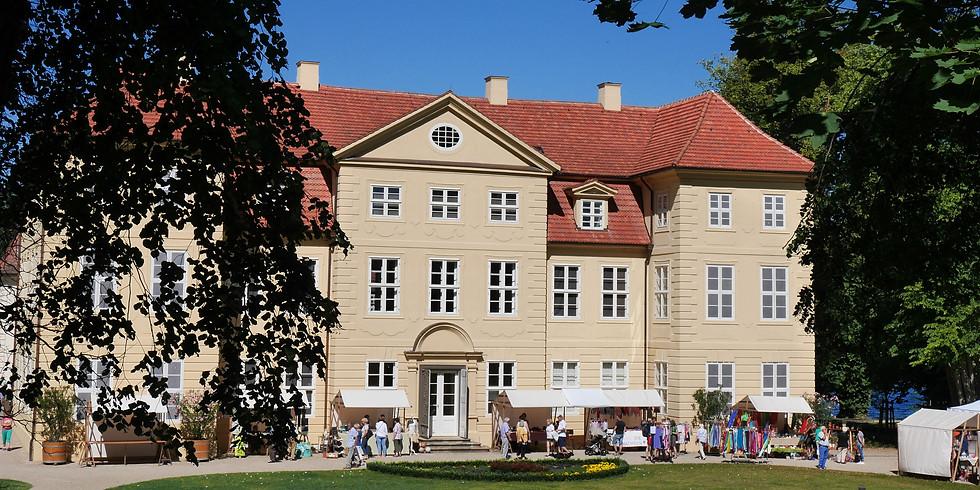 Kunst am Schloss in Mirow