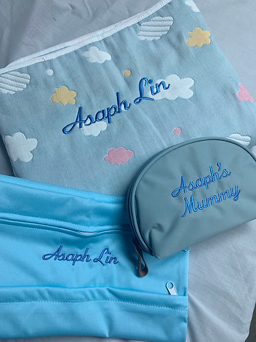 Trio Baby Gift Set