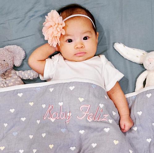 SWEETHEART Baby Blanket