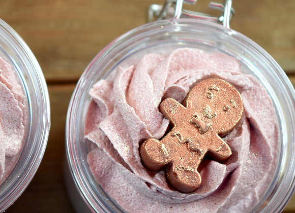 Gingerbread Cookie Sugar Scrub