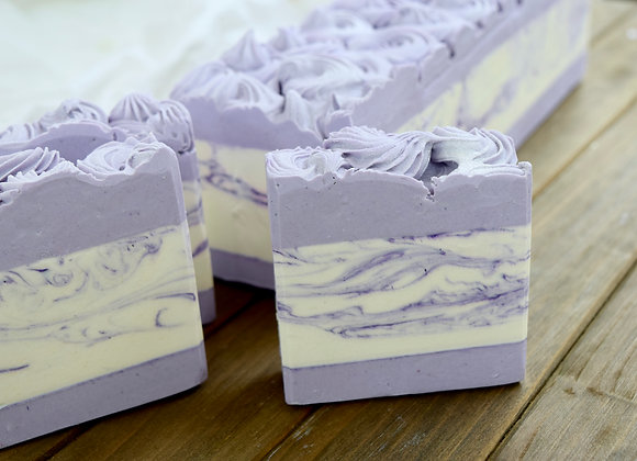 Lavender Goat's Milk
