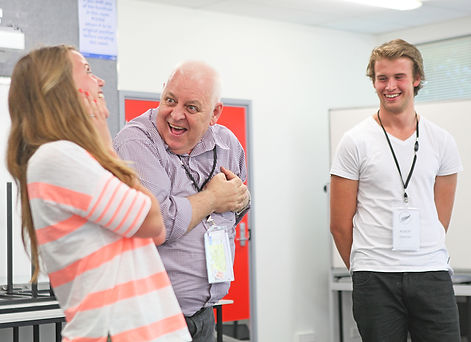 conal coad and student 2015.jpg