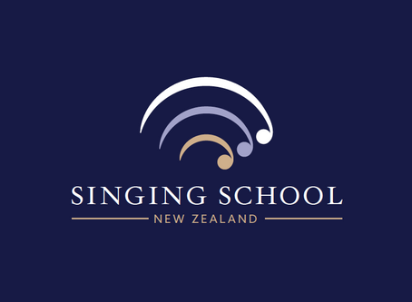 New Brand for Singing School New Zealand