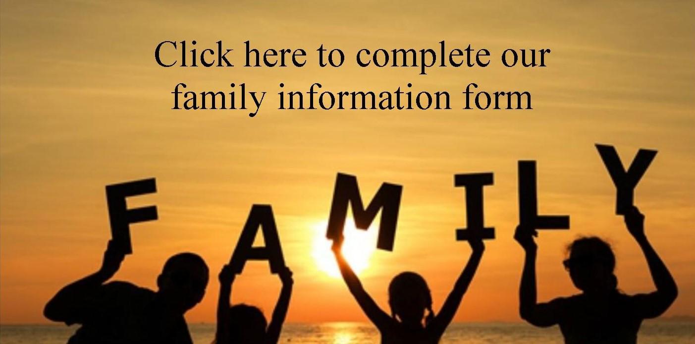 Family Info Button