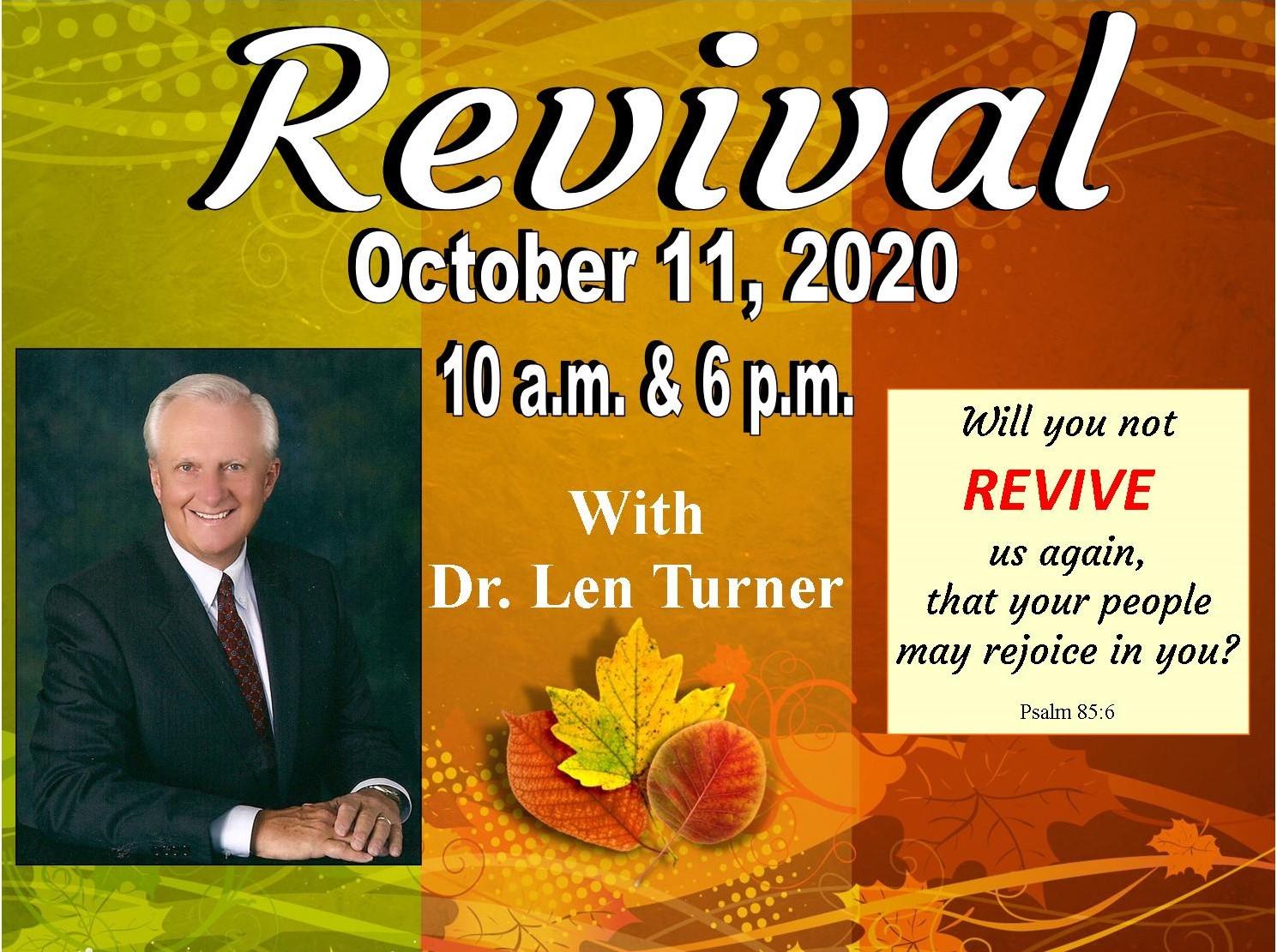 Revival Slide