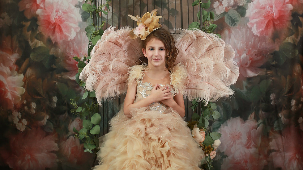 Adult or child size Couture Fairy Wings - Medium