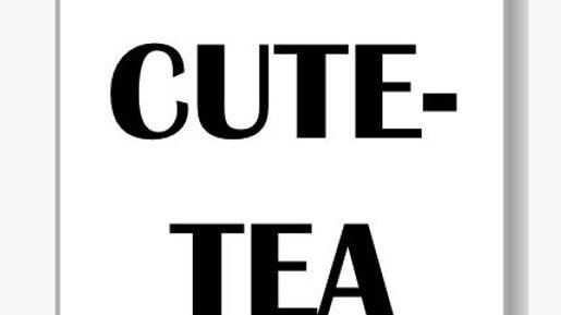 Cute-Tea Free Printable Download
