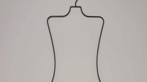Wire Wing Display Hangers Set/3