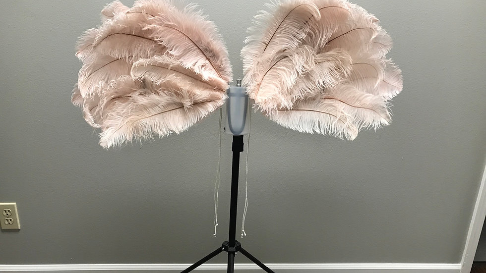 Adult size Couture Angel Wings - Small