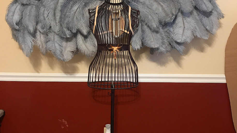 Adult size Couture Angel Wings - short