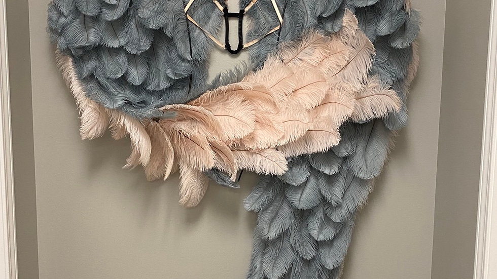 Reversible Adult size Couture Angel Wings