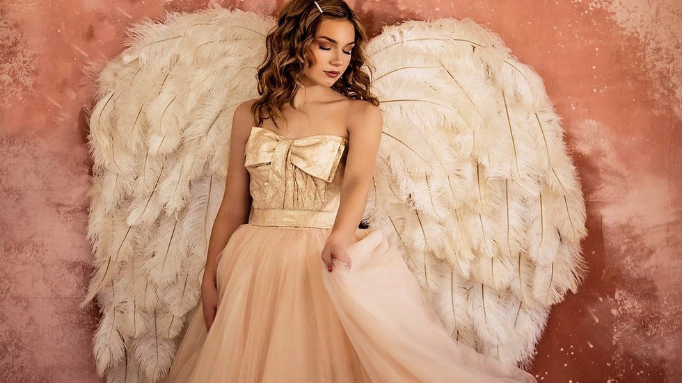 Adult size Couture Angel Wings