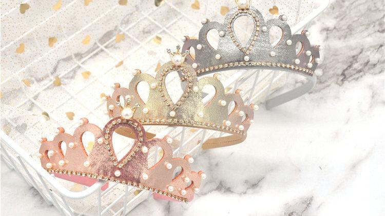 Set/3 Princess Crowns