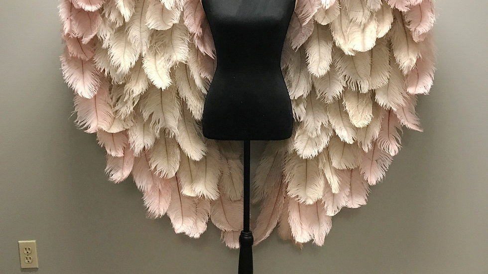 Heart Couture Angel Wings