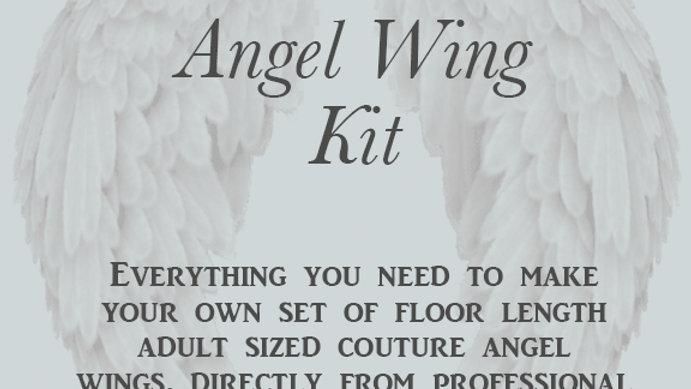DIY KIT - Couture Angel Wings