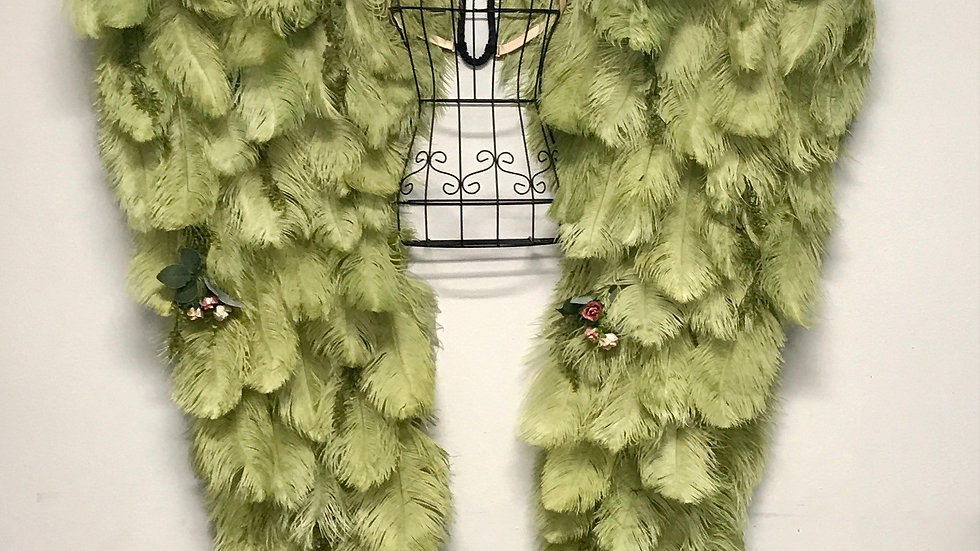 Woodland Adult size Couture Angel Wings