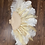 Thumbnail: Boho Adult size Couture Angel Wings w/Palm Leaves