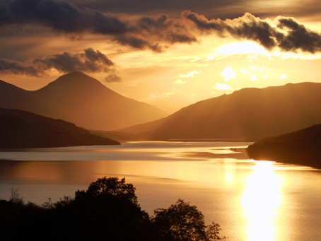 Relax and Recharge in Highland Perthshire