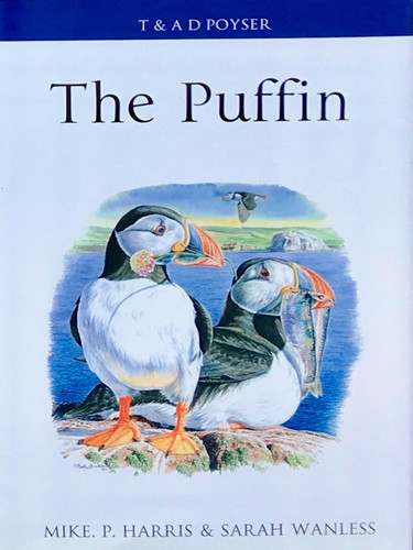The Puffin, M.P.Harris & S.Wanless 2011.