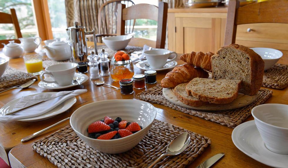 Brae House Breakfast
