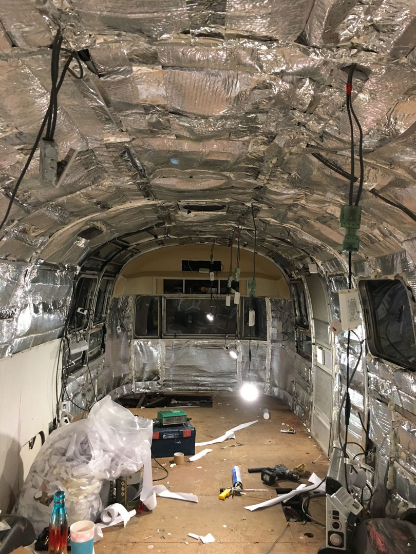 Innovation Hub - Airstream restoration 4