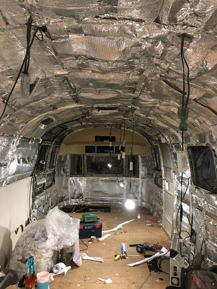 Innovation Hub - Airstream restoration 4