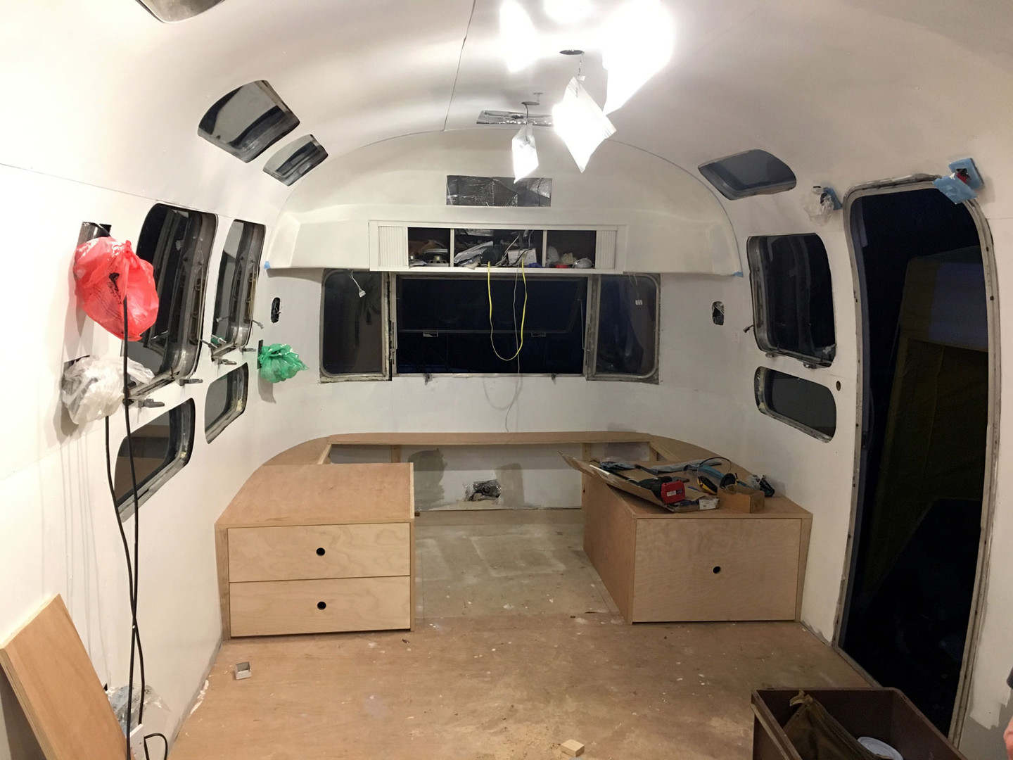 Innovation Hub - Airstream restoration 6