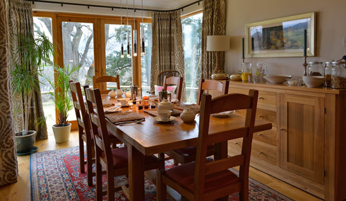 Brae House Dining Room