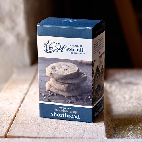 Mill Chocolate Chips Shortbread