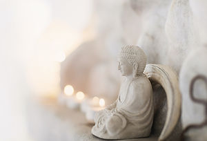 Mini buddha for Reiki Seichem | Celestial Bliss remote sessions