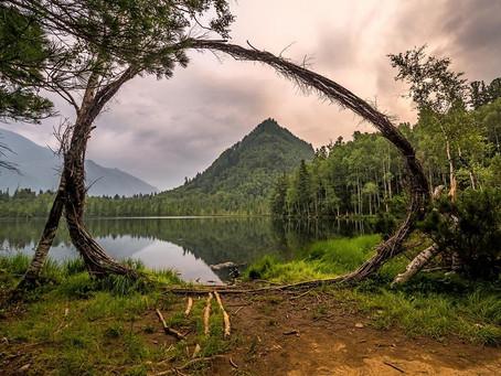 Прошлая жизнь Хранителя озера в Тайге