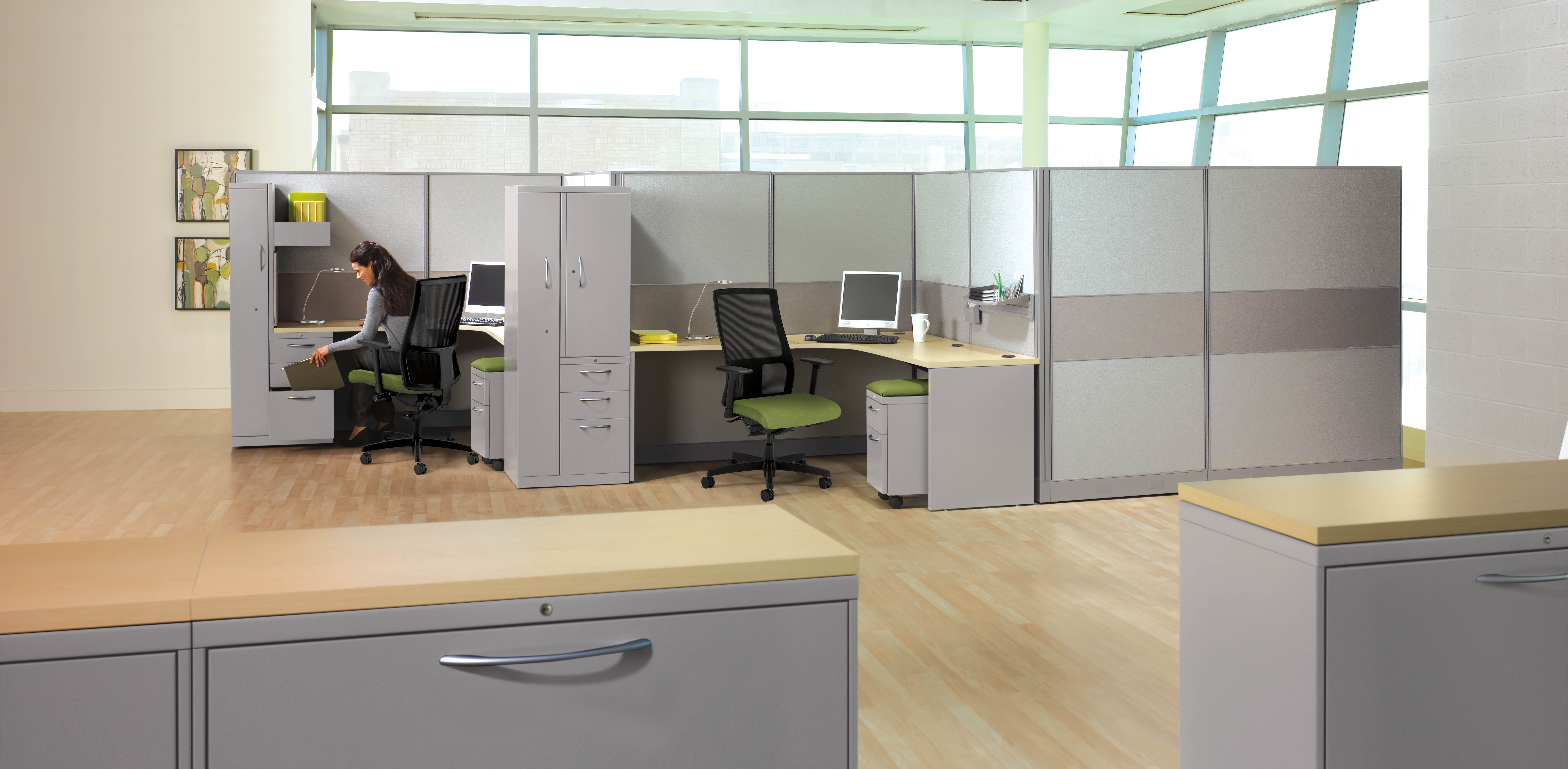 CMS Office Furniture Install Manage