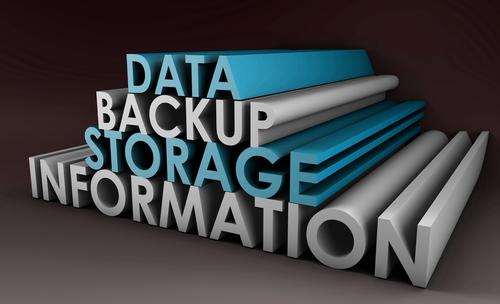 CMS Backup Server Management