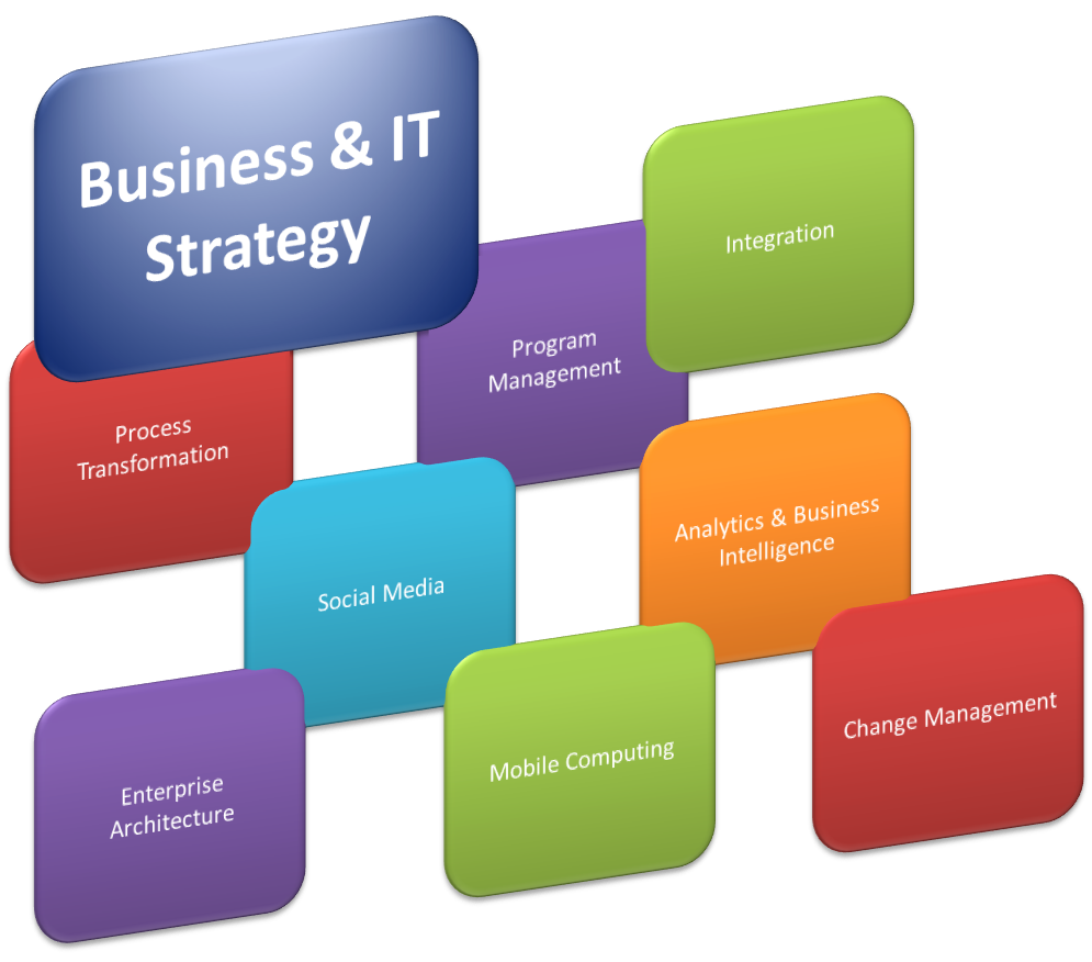 CMS IT Strategy Planning Managment