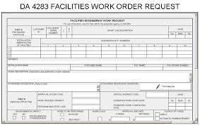 CMS Work Request Management