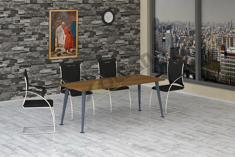 Truva Oval Toplantı Masası