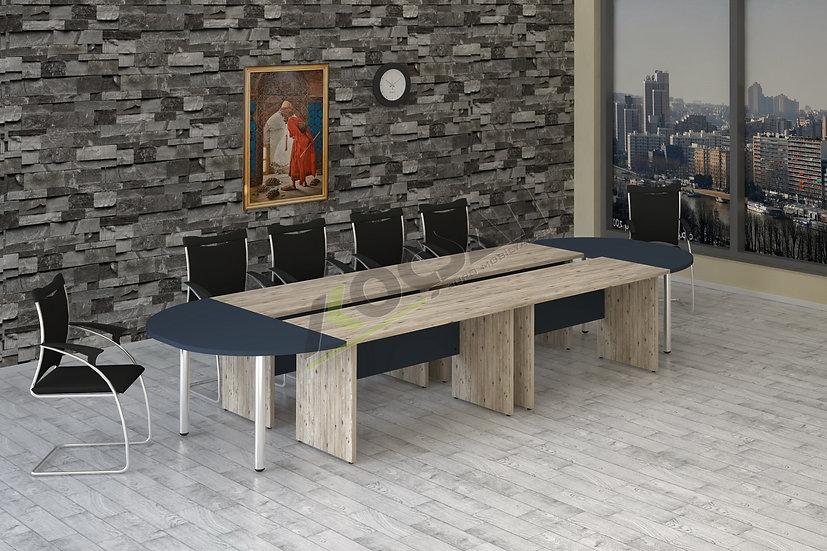Kardelen Oval Toplantı Masası