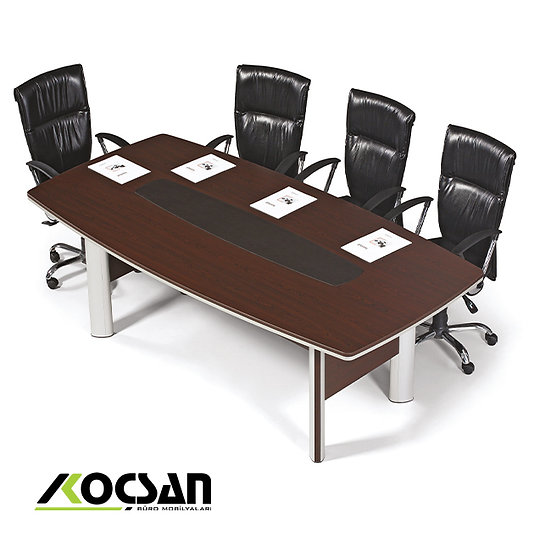 Morina Oval Toplantı Masası