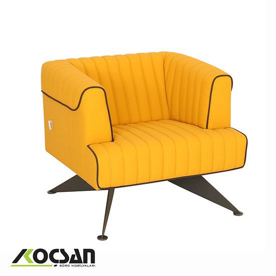 Elegan Tekli Sarı