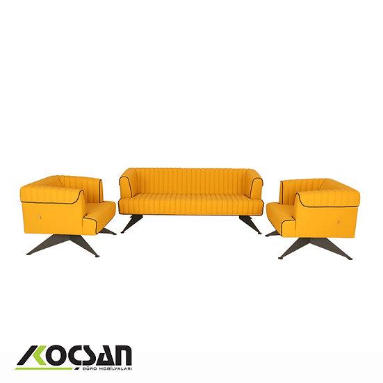 Elegan Takım Sarı